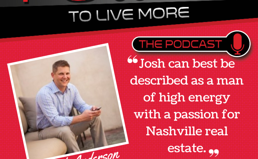 Josh Anderson on Show #108: Integration as the Secret to Success