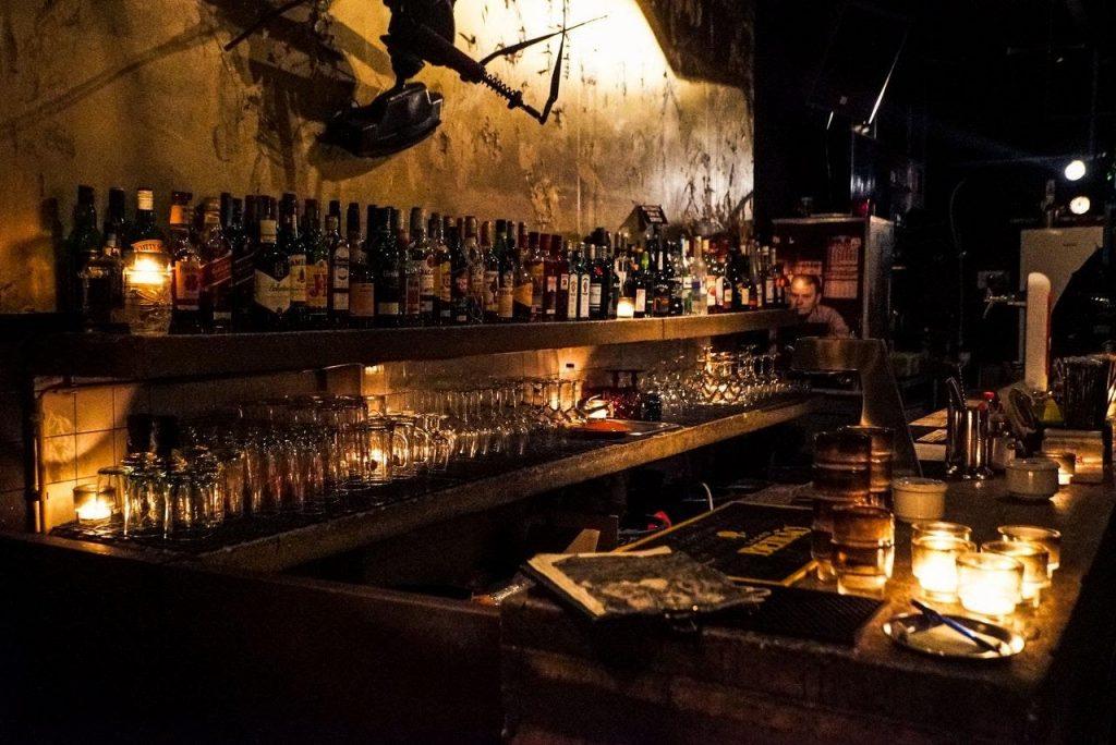 bourbon nightcap