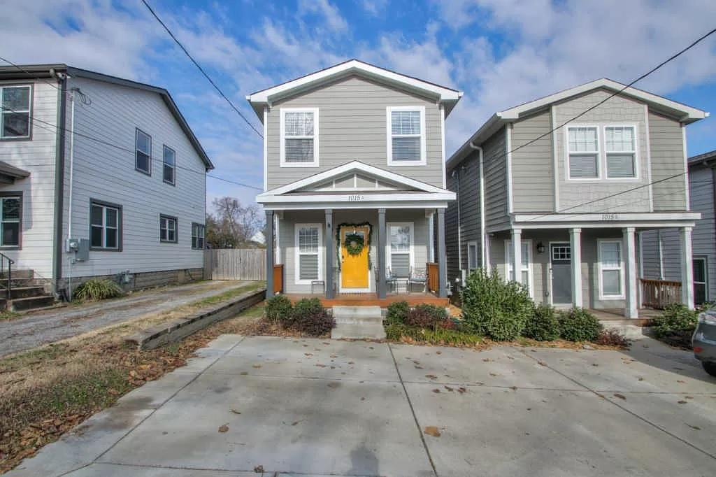 Shotgun Style House Anderson Group Real Estate