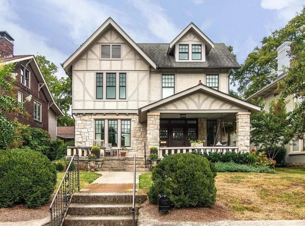 Tudor Style House Anderson Group Real Estate