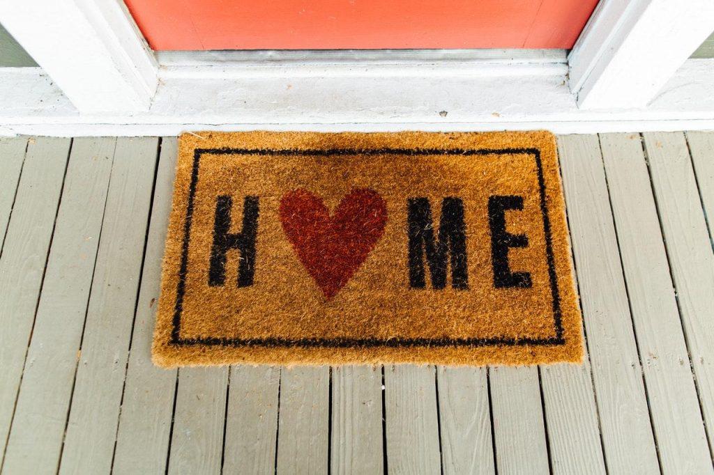 Nashville Homes For Sale Welcome Mat