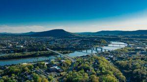 View of Chattanooga