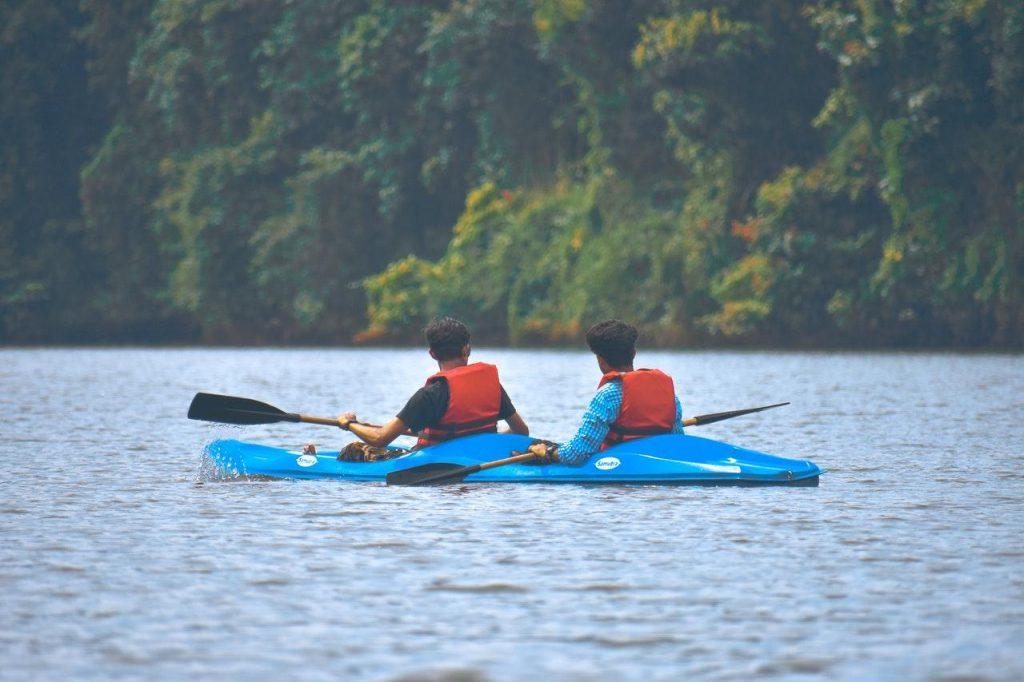 Kayaking in Nashville